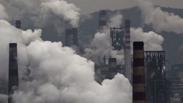 The more coal and oil we burn, the more we can produce, driving growth, right? Well it looks like there may be a ...