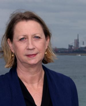 Labor MP Sharon Bird who holds the seat of Cunningham.