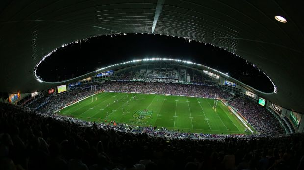 Last hope: The SCG Trust is trying to lure clubs back to Allianz Stadium in the hope of getting a new facility.