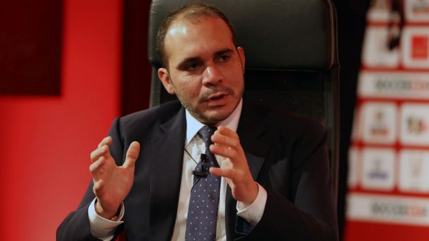 Mover and shaker: Prince Ali bin Hussein.