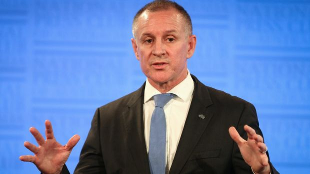 Premier of South Australia Jay Weatherill says Treasurer Scott Morrison refuses to concede there is a revenue problem.