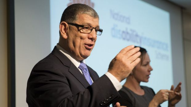 NSW Minister for Disability Services: John Ajaka.
