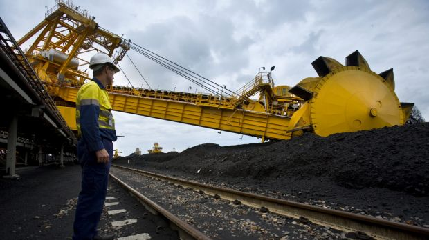 Whitehaven Coal in December said it expects to nearly double earnings in the first half.