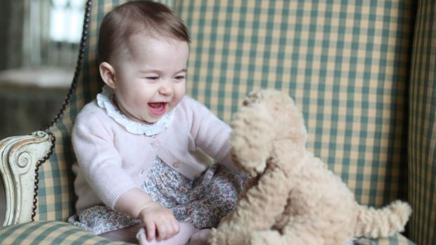 The number of babies in NSW named Charlotte spiked after Princess Charlotte's birth.