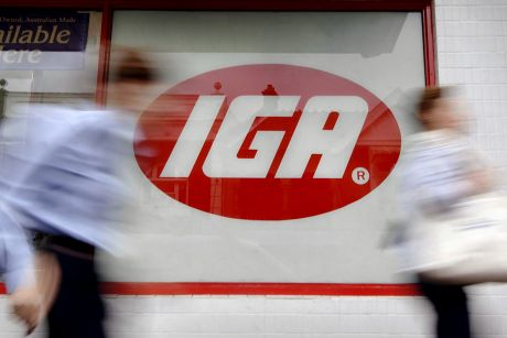 The company, which supplies groceries to IGA supermarkets, reported net profit of $171.9 million for the year ending ...
