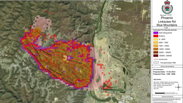 Called Phoenix, this software is proving to be indispensable for fighting bushfires.