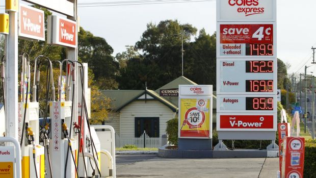 The ACCC is checking on petrol prices at Coles Express after reports the retailer is using higher pump prices to ...