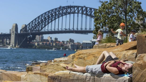 For the past three consecutive years Sydneysiders have sweated through the warmest spring periods to date.