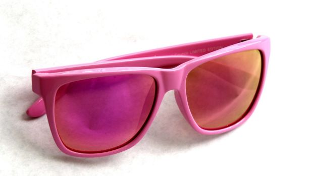 What's all the fuss about a pink ball? We'll be looking back through pink-coloured glasses in the future.