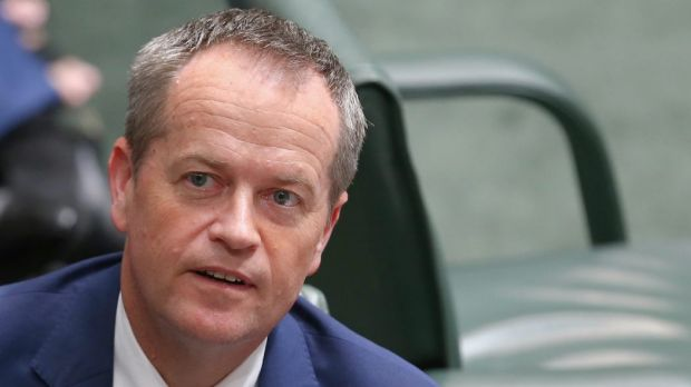 Manager of Opposition Business Tony Burke, pictured with Labor leader Bill Shorten, said that since Mr Turnbull had made ...
