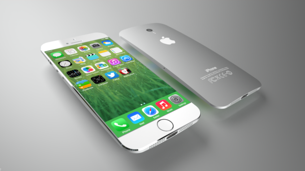 This iPhone mock-up from Federico Ciccarese shows a phone with no 3.5 millimetre headphone jack.