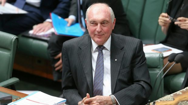 A spokesman for Warren Truss said his office had contacted Melbourne Airport to raise concern about the incident.