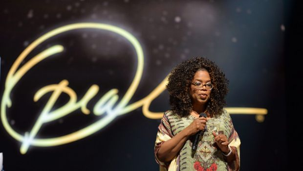 Oprah Winfrey's owns about a 15 per cent stake in the company.