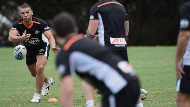 One-club man: Farah looks set to finish his career at the Tigers.