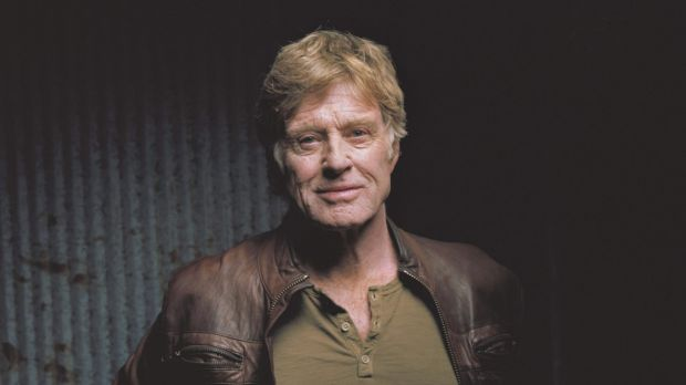For Robert Redford, it's not the winning or the losing but the fight that matters.