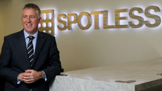 Spotless Group is opposed to Downer's bid.