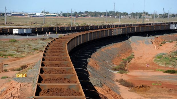 Karara is in discussions with Brookfield Rail about its access agreement.