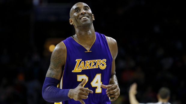 Up and down season: Kobe Bryant has had a few highlights in his 2015-16 farewell campaign.