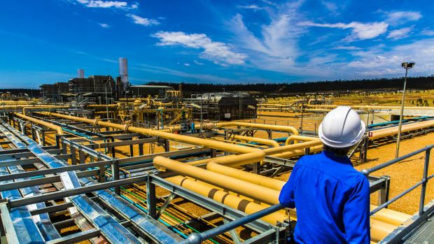 Energy stocks were among the week's top performers after the oil price jumped above $US40 a barrel.