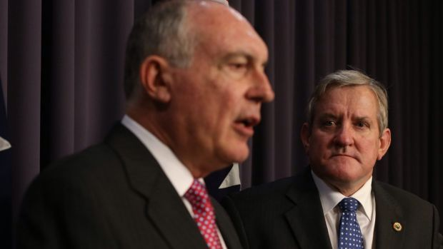 Former ministers Warren Truss and Ian Macfarlane are among 16 retiring MPs who will benefit from a generous six-figure ...