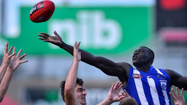 Daw said the South Sudanese community needed to tackle head on the issues it faced.