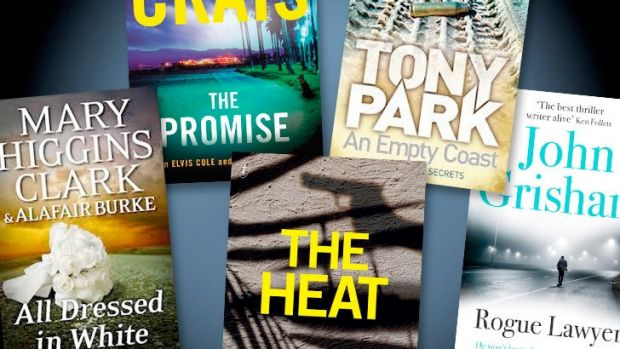 Crime does pay with one of these novels as a Christmas gift.