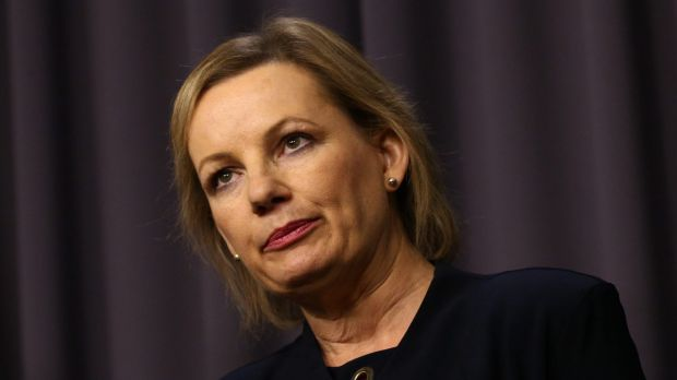 Health Minister Sussan Ley says sporting organisations could lose government funding if they fail to provide ...