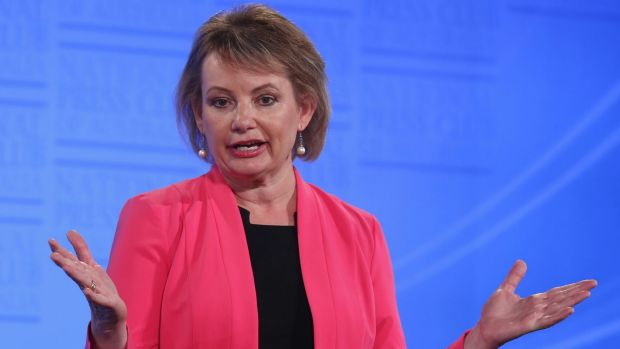 Health Minister Sussan Ley