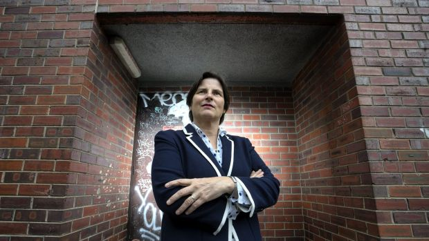 Sue Maslin, producer of The Dressmaker, who struggled to convince male financiers there was an audience for her film.