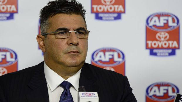 Acquire Learning executive chairman Andrew Demetriou.