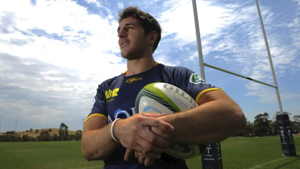 Argentina international Tomas Cubelli has been using his Brumbies teammates as tour guides.