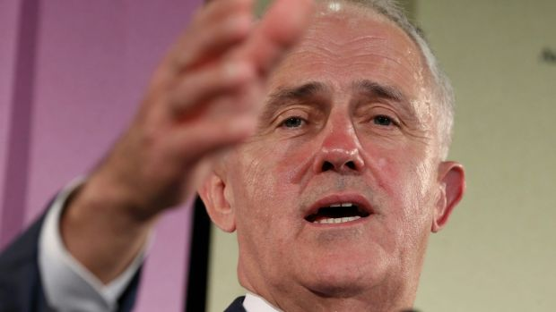 There are claims Malcolm Turnbull was blindsided by the news.