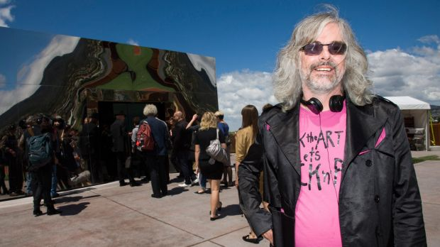 MONA founder David Walsh was made a member of the Order of Australia.