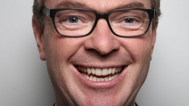 Defence Industry Minister Christopher Pyne