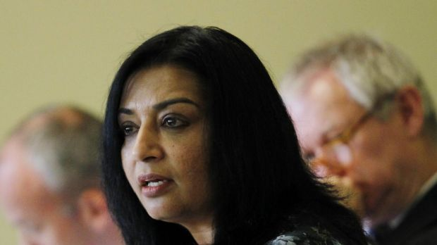 Greens transport spokeswoman Mehreen Faruqi