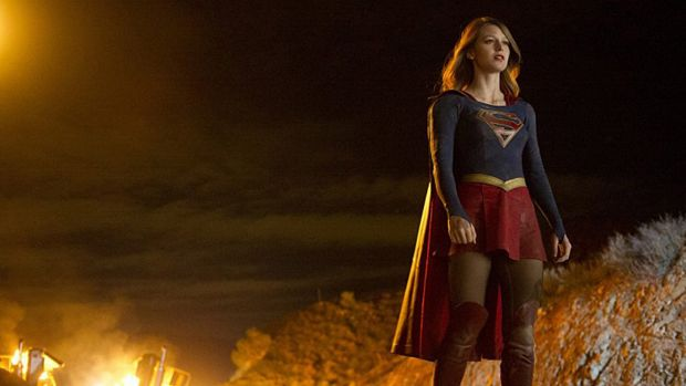 Supergirl is worth catching if you subscribe to Foxtel.