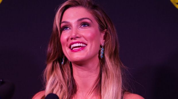 Delta Goodrem is a special guest on Nine's Carols by Candlelight on December 24.