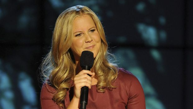 Despite a decade of stand-up comedy, hosting Saturday Night Live and producing her own TV series, Amy Schumer made her ...