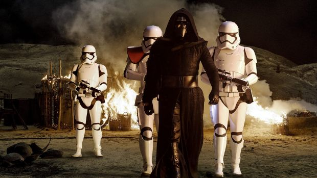 <i>Star Wars: The Force Awakens</i> is coming - scary or not? Some parents will struggle with the M rating on the latest ...
