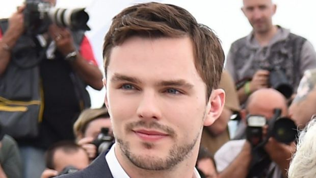 Also part of the cast: Nicholas Hoult.