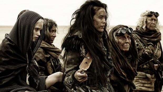 One of the best films of this year: <i>Mad Max: Fury Road</i>.