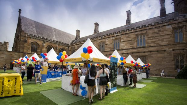 """Sydney University plans to streamline degrees into three """"tracks"""": professional development, research and a more open ..."""