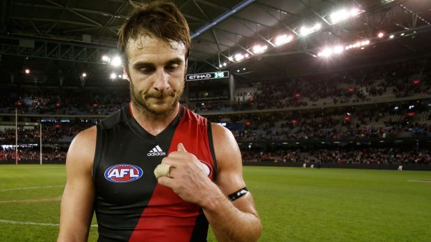 "Essendon is in ""constant dialogue"" with Jobe Watson."
