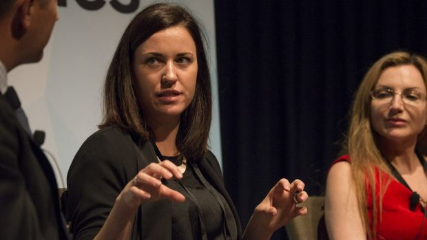 Unable to get the numbers: AsiaLink director Erin Watson-Lynn.