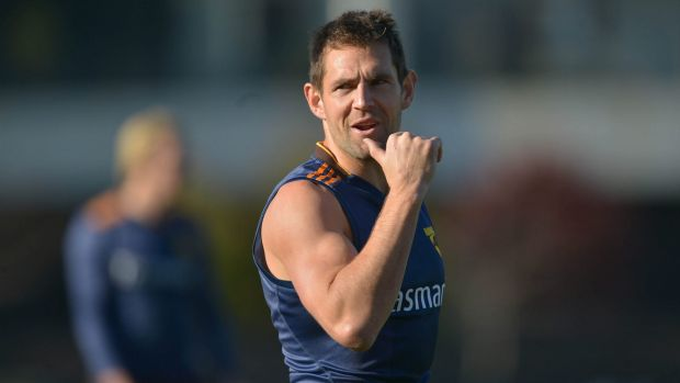 Luke Hodge has given the Lions some wise advice.