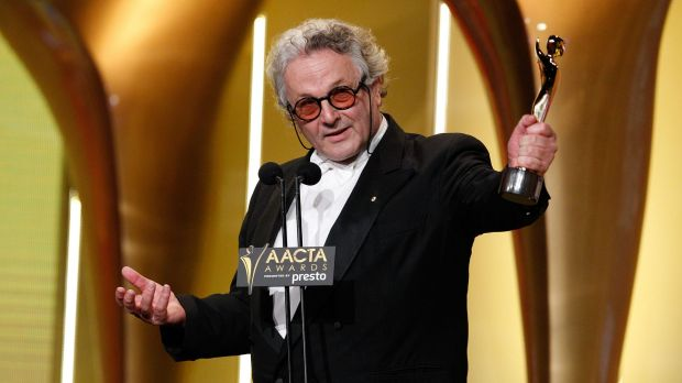 George Miller's win for Mad Max: Fury Road at the AACTAs.