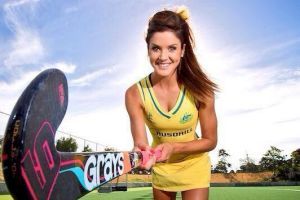 Canberra's Hockeyroo Anna Flanagan stars in a new advertisement for Meat and Livestock Australia.