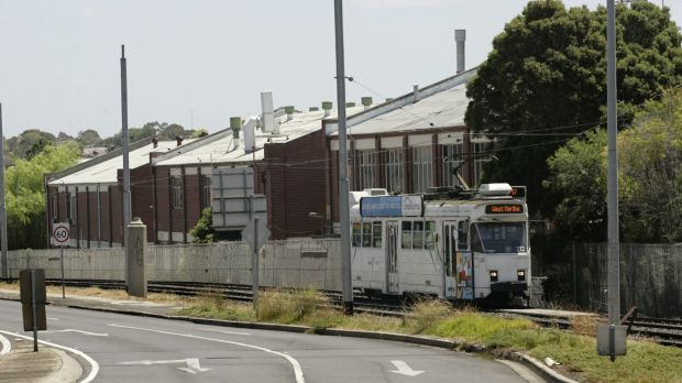 Defence land in Maribyrnong slated for development into housing.