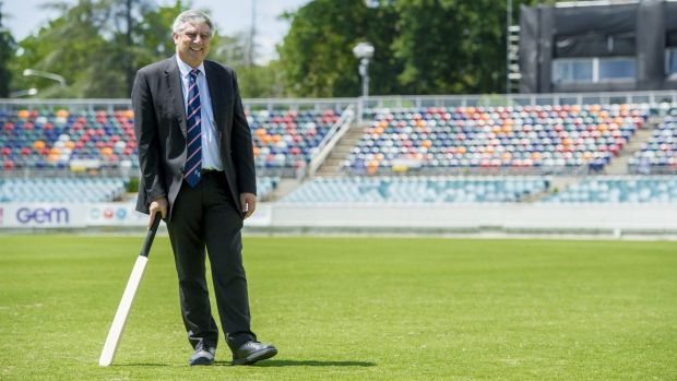Former Cricket ACT chief executive Mark Vergano says the organisation was preparing for a time when extra fixtures ...