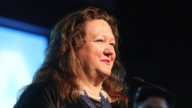 Gina Rinehart's Hancock Prospecting now owns 67 per cent of S. Kidman and Co, while partner Shanghai CRED has a ...